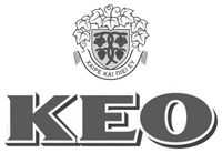 KEO Cyprus logo