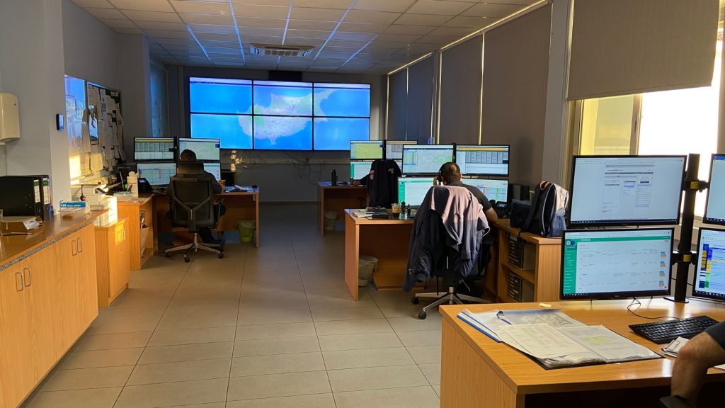 National Ambulance Services using Track Smart technology in their operations centre