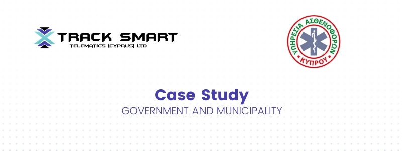 Cyprus Ambulance Service and Track Smart case study