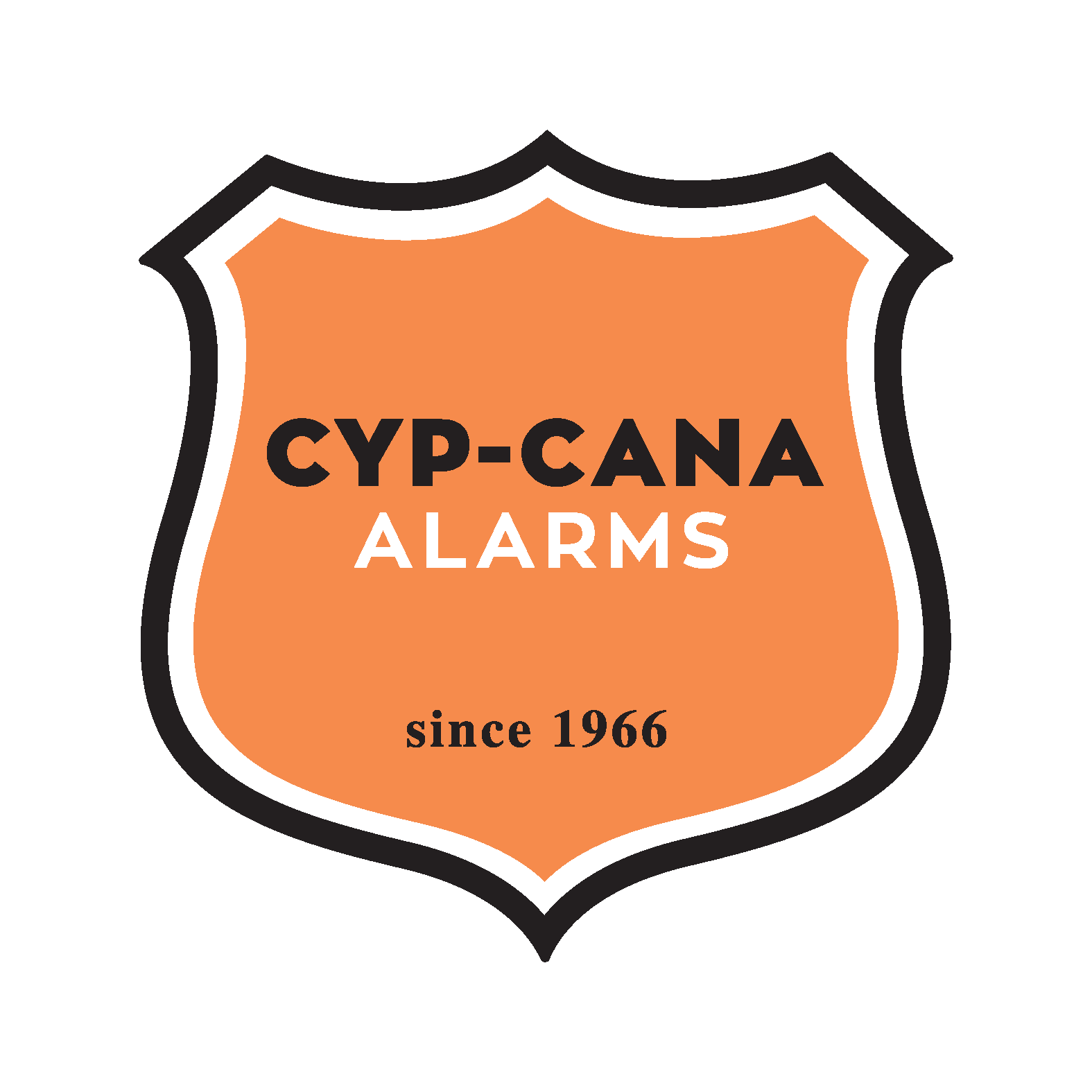 CYP-CANA Alarms logo