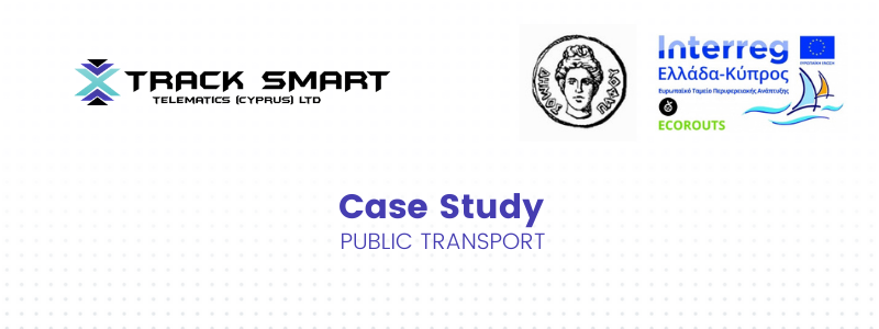 Track Smart Case study of the first electric bus in Cyprus